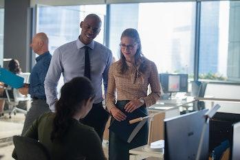 supergirl season 4 episode 6 call action james olsen guardian mehcad brooks kara danvers melissa benoist nia nal nicole maines dreamer