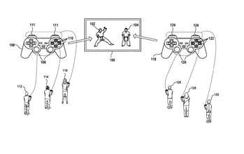 ps5 patent dualshock sheared conrollers