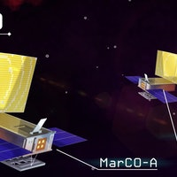 NASA's MarCO Mini Satellites Shave Hours Off Communication From Mars