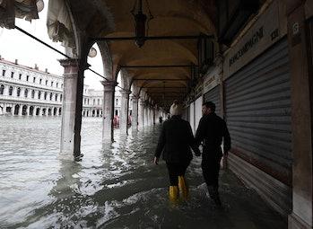 Venice flood Nov 2019
