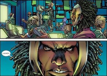 Black Panther W'Kabi