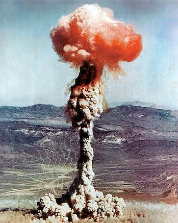 nuclear war 1951