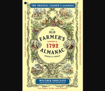 cover of old farmer's almanac