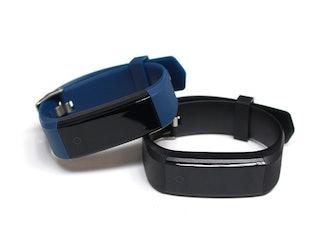 PureZen Fitness Tracker (Blue)