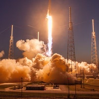 """Where's the Video of SpaceX's Falcon 9 Rocket """"Landing Hard""""?"""