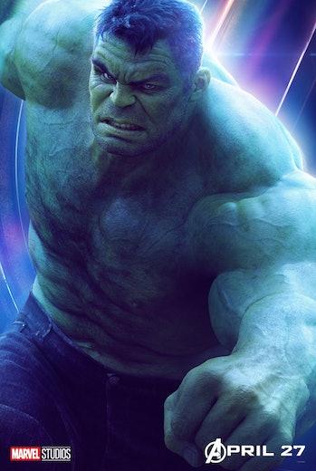 The Hulk.
