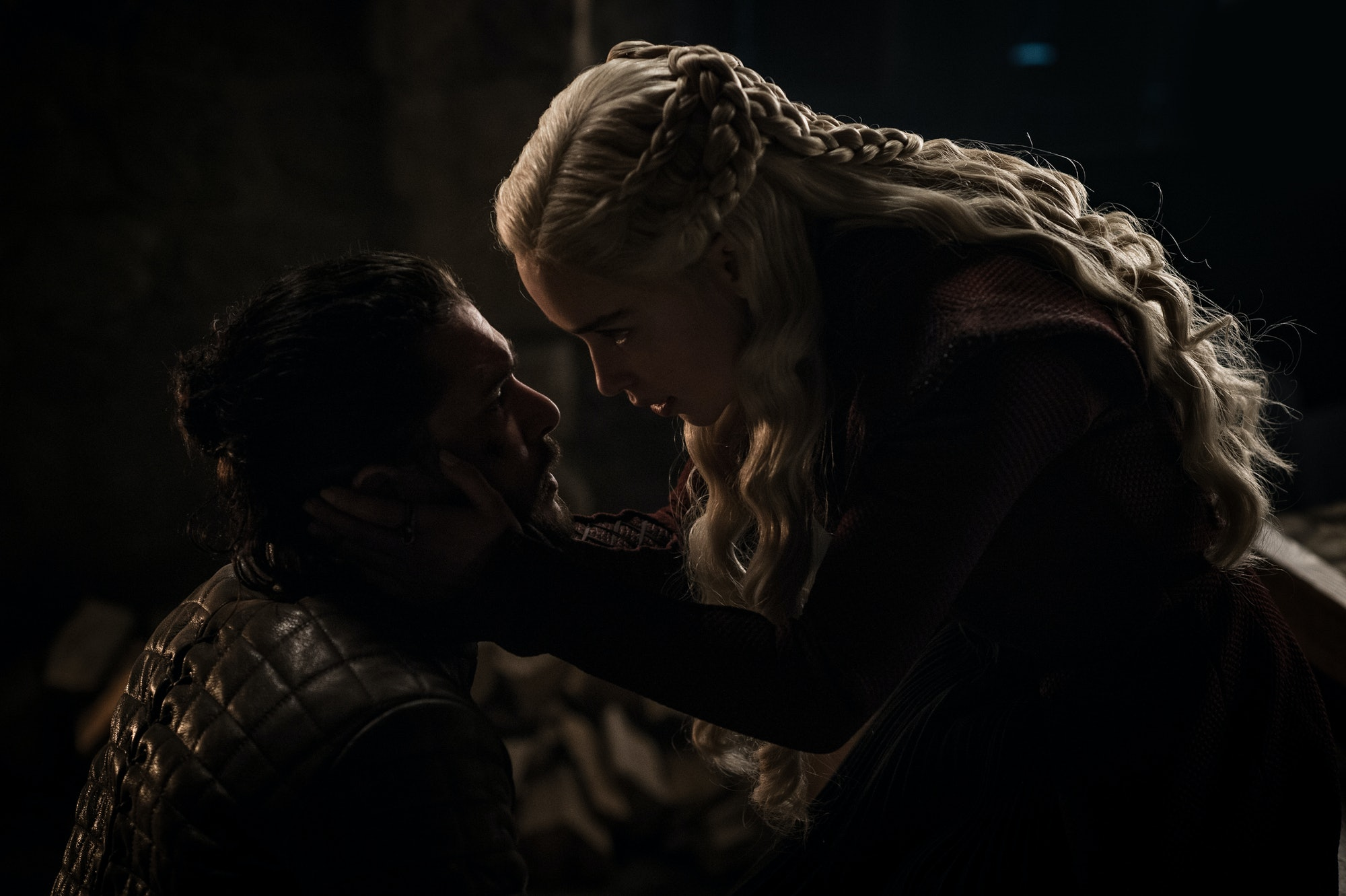 Game of Thrones Season 8 Jon Dany