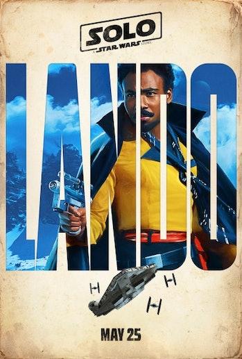 Lando Solo a Star Wars Story