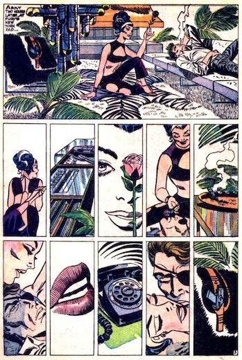 Marvel Nick Fury