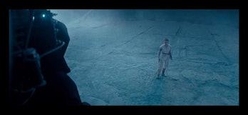 Rey Palpatine Rise of Skywalker trailer