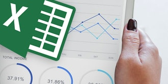 Excel Data Analyst Certification School: Lifetime Membership