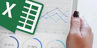 Excel Data Analyst Certification School: Lifetime Membership