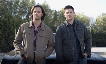 Jared Padalecki and Jensen Ackles in 'Supernatural'