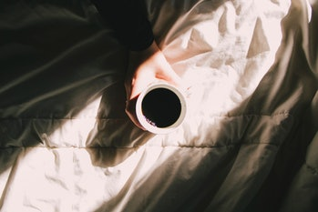 routine, coffee, morning