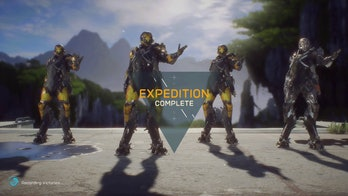 Anthem Expedition Complete