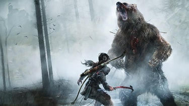 'Rise of the Tomb Raider'