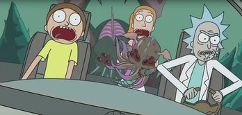 rick and morty cthulhu sequel