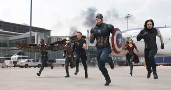 Still from 'Captain America: Civil War'
