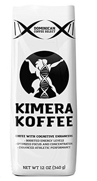Nootropic Infused Ground Coffee