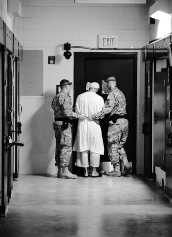 Inside JTF Guantanamo Camps 5 & 6 [Image 1 of 23]