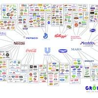 Ten Brands Control Everything We Eat