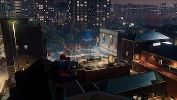 'Spider-Man' PS4 Stealth Challenge