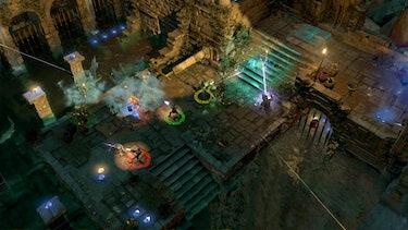 'Lara Croft and the Temple of Osiris'