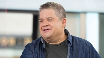Patton Oswalt appearing on 'Today'.