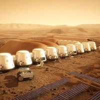 Why Elon Musk Thinks Mars Could Be Humanity's Plan B
