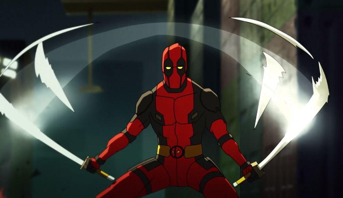 What would a 'Deadpool' show trying to emulate 'Rick and Morty' even look like?