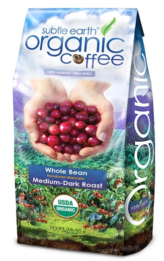 Cafe Don Pablo Subtle Earth Organic Gourmet Coffee, 2 pounds