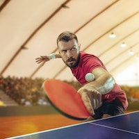 """Researchers have created a self-powered, """"smart"""" table tennis table"""