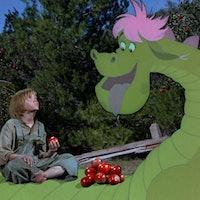 Disney's History of Strange Friendly Dragons