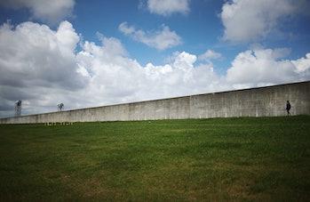 new orleans levee