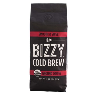 Bizzy Organic Cold Brew Coffee - Smooth & Sweet Blend