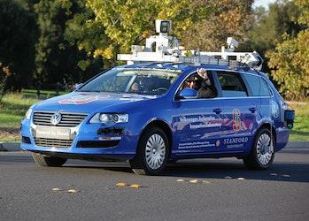 Will the autonomous car need a passport?