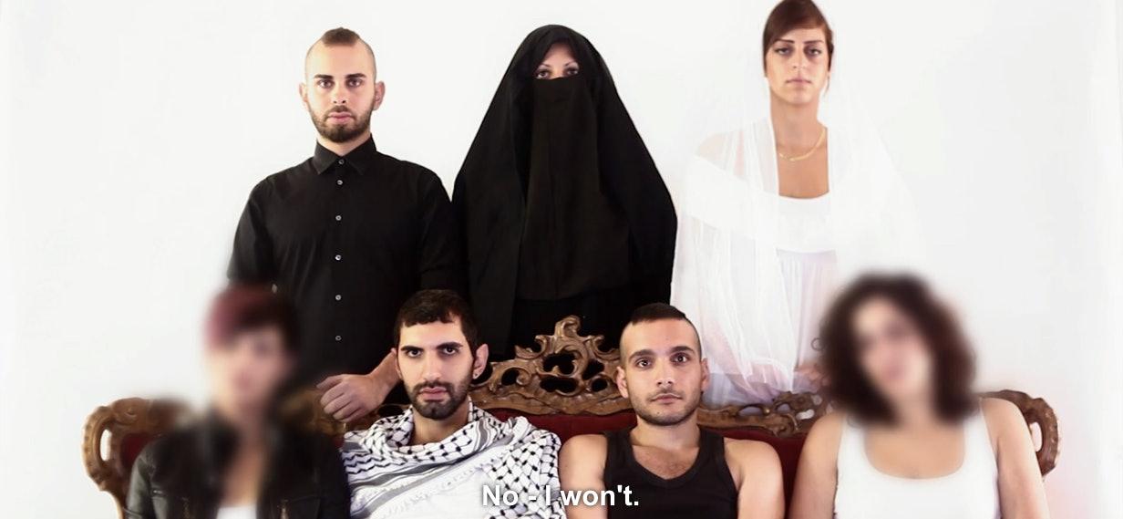netflix documentary gay palestine