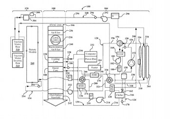 apple project titan car patent