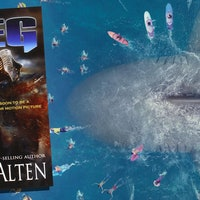'The Meg'  Spoilers, Ending: The Book Is Even Bloodier Than the Movie