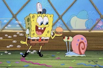 'Spongebob Squarepants'