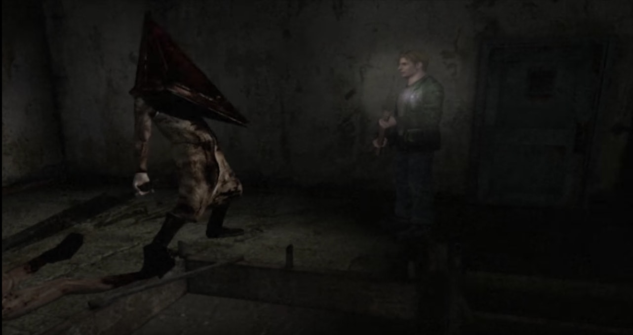 Silent Hill 2 Combines Horror And Mental Illness Well