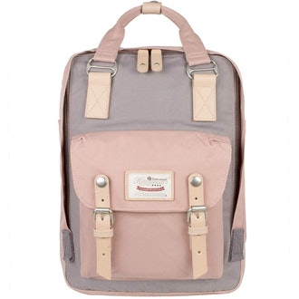 "Himawari School Waterproof Backpack 14.9"" College Vintage Travel Bag"