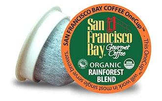 San Francisco Bay OneCup, Organic Rainforest Blend, (80 Count)