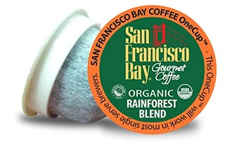San Francisco Bay OneCup, Organic Rainforest Blend,  (80 Count)