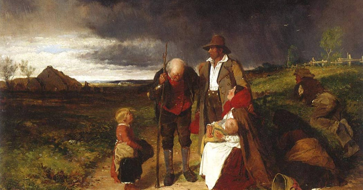 The Myth of Irish Slavery: A History of One of the Alt-Right's Oldest Memes