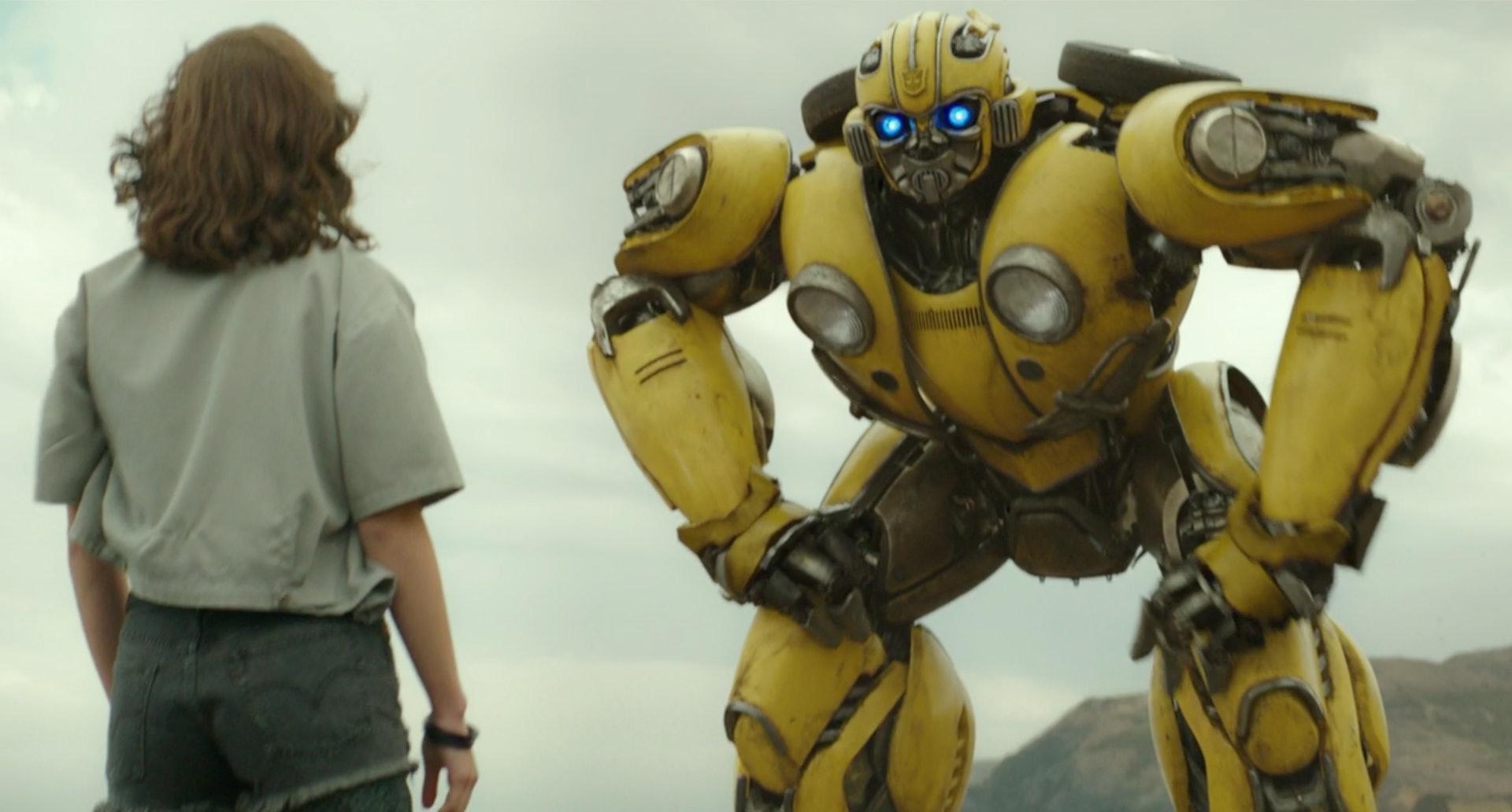 Bumlbebee Transformers