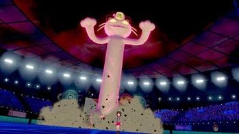 pokemon Sword and Shield Gigantamax Meowth