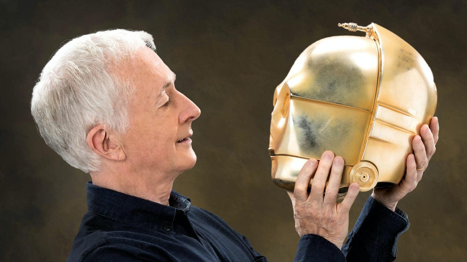 Alas poor Daniels, I knew him C-3PO. (Credit: Star Wars.com)