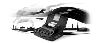Nelly Sachs Google Doodle