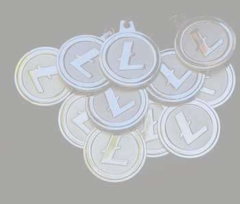 V chain cryptocurrency price